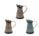 Antique Butterfly Jug Small. Available in 3 Colours LP42132